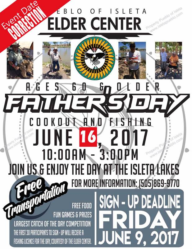 2017 Father's Day Event