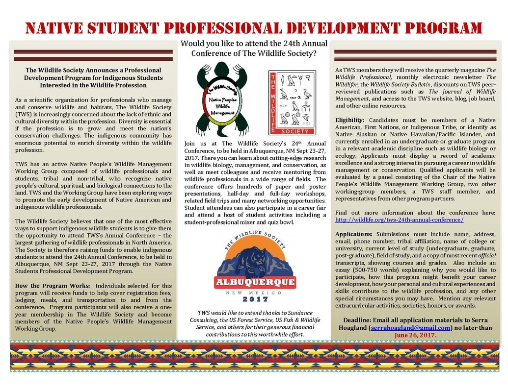 Professional Development Opportunity