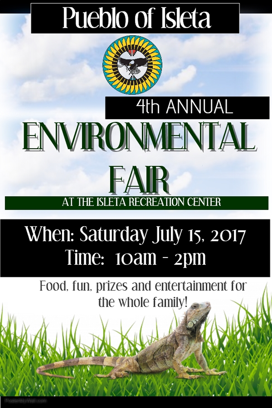 ** SAVE THE DATE ** 2017 POI Environmental Fair See flyer for details